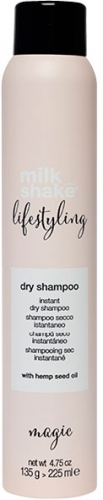Z.one Milk Shake Lifestyling Dry Shampoo Magic suchy szampon do włosów 225ml