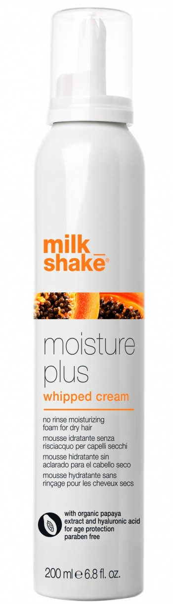 Z.one milk_shake moisture plus whipped cream papaya odżywka do włosów w piance 200ml