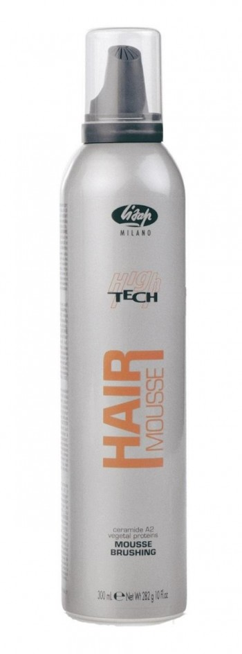 LISAP HIGH TECH Brushing Mousse pianka do włosów 300ml