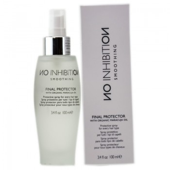 Z.one No Inhibition Smoothing Final Protector Spray termoochrona do prostowania włosów 100ml