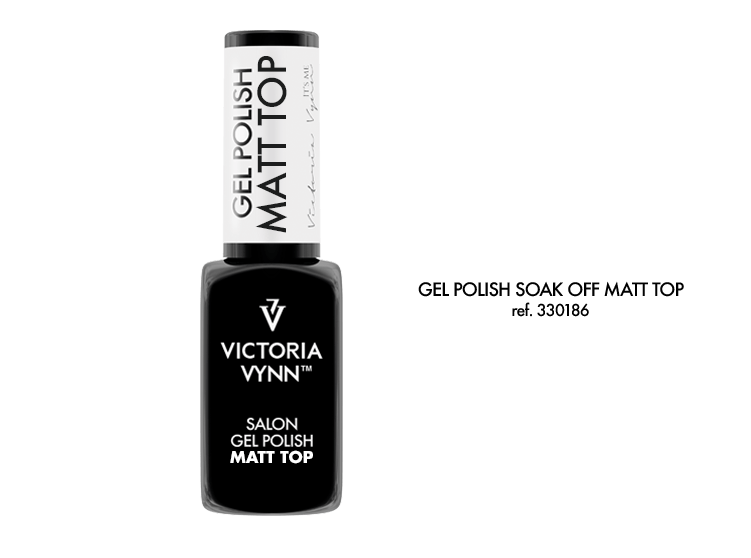 VICTORIA VYNN Gel Polish MATT TOP Top Matowy 8ml