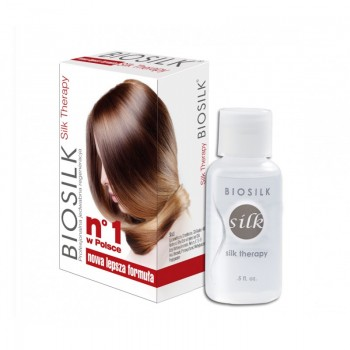 Farouk Biosilk silk therapy jedwab do włosów 15ml