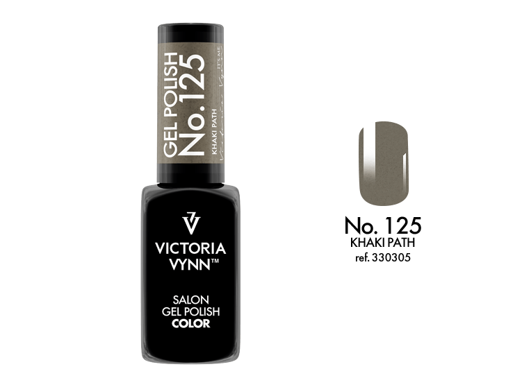 VICTORIA VYNN Gel Polish lakier hybrydowy 125 Khaki Path 8ml