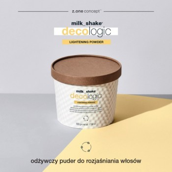 Z.one Decologic Lightening Powder rozjaśniacz do włosów 500g