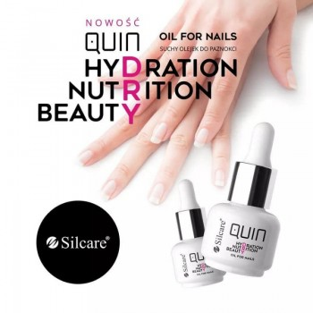 Silcare Quin dry oil for nails suchy olejek do paznokci 15ml