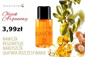 For Hair Bioelixire olejek arganowy do włosów 20ml