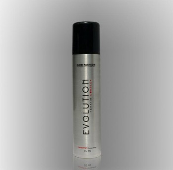 Hair Fashion hairspray evolution mocny lakier z keratyną 75ml