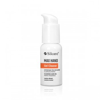 Silcare Max Hand Gel Cleaner 160 ml.